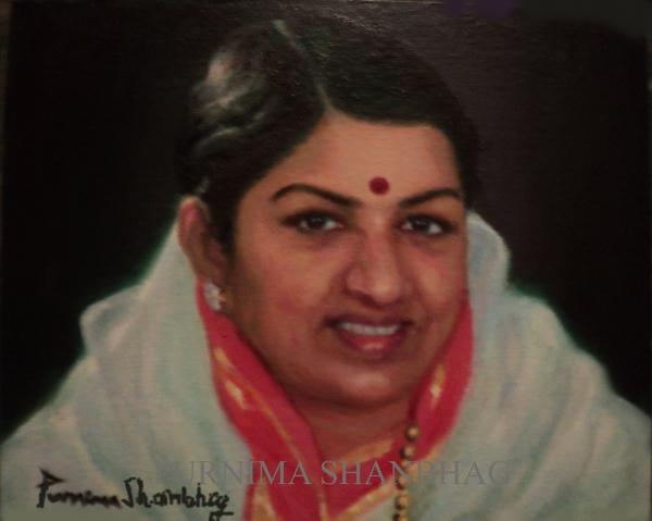 Lata Mangeshkar par purnimashanbhag